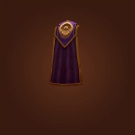 Mantle of Exodar, Cape of Exodar, Shroud of Exodar Model