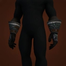 Wrathful Gladiator's Chain Gauntlets Model