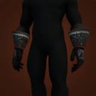 Wrathful Gladiator's Chain Gauntlets Model