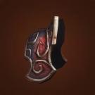 Deadly Gladiator's Silk Amice Model