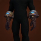Dreadful Gladiator's Mooncloth Gloves, Dreadful Gladiator's Satin Gloves, Crafted Dreadful Gladiator's Mooncloth Gloves, Crafted Dreadful Gladiator's Satin Gloves Model