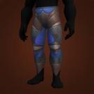 Conqueror's Legguards Model