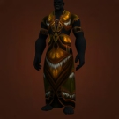 Replica Warlord's Dreadweave Robe Model