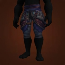 Malevolent Gladiator's Chain Leggings, Crafted Malevolent Gladiator's Chain Leggings Model