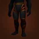 Merciless Gladiator's Silk Trousers Model