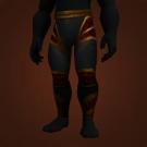 Merciless Gladiator's Silk Trousers Model