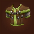 Green Leather Armor, Umbrafen Tunic Model