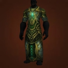 Valorous Dreamwalker Robe, Valorous Dreamwalker Vestments, Valorous Dreamwalker Raiments Model