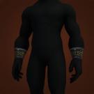 Gargoyle Spit Bracers, Taiga Bindings, Bracers of the Heir, Bracers of the Heir Model