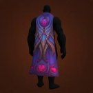 Roffle's Flowing Raiment, Quick Strike Cloak Model