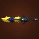 Razorcrystal Blade Model