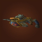 Baelgun's Heavy Crossbow, Talonstrike, Baelgun's Heavy Crossbow Model