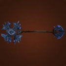 Malevolent Gladiator's Staff Model