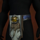 Ambervale Waistband, Feather-Notched Belt, Latara's Ranging Belt, Belt of Shadowsong Model