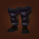 Boots of the Decimator, Sunstrider Warboots, Boots of Righteous Fortitude, Obsidian Clodstompers Model