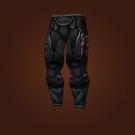 Opportunist's Leather Legguards Model