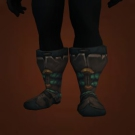 Spirit Keeper Footguards, Sandals of the Starving Eye, Spurs of the Storm Cavalry, Sandals of the Starving Eye, Spurs of the Storm Cavalry Model