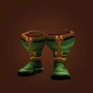 Ikeyen's Boots, Ogre Basher's Slippers, Boots of the Specialist Model
