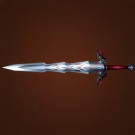Runeblade of Baron Rivendare, Massacre Sword, Runed Soulblade Model