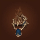 Crafted Dreadful Gladiator's Ironskin Helm, Crafted Dreadful Gladiator's Copperskin Helm Model