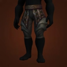 Mana-Prowler Leggings, Sablehide Breeches, Smolderhide Britches, Valor-Bound Legwraps Model