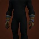 Gordok's Handwraps, Laughing Skull Gloves Model