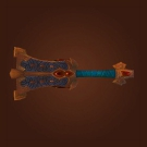 Bronzed Mace, Trophy of the Last Man Standing, Fireblaze Clobberer Model