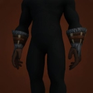 Wolverine Gloves, Ghrino Gloves, Gilly's Strangulation Gauntlets, Discarded Slaughterhouse Gloves Model
