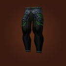 Savage Gladiator's Mooncloth Leggings, Savage Gladiator's Satin Leggings Model