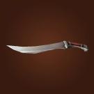 Battleworn Thrash Blade Model