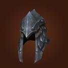 Tangleheart Helm, Highland Helm, Frostwolf Ringmail Cap Model