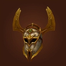 Helm of Uther's Resolve, Helm of Burning Righteousness Model