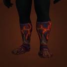 Silentflame Sandals, Silentflame Sandals Model
