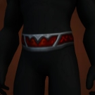 Nightslayer Belt Model