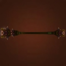 Bloodwood Greatstaff Model