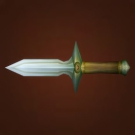 Woodchipper Dagger, Cross Dagger Model