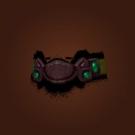 Dragonmaw Emergency Strap, Cord of Black Dreams Model