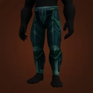 Warleader's Leggings Model
