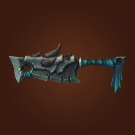 Hydratooth Dagger, Blackfire Spellblade, Dagger of the Shattered Crucible Model