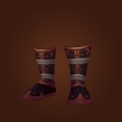 Mountainscaler Hide Footguards, Mountainscaler Leather Boots, Swamp Boots, Thresher Boots, Seafarer's Boots of Meditation, Vine Boots Model