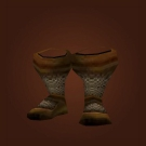 Heedless Treads, Dark Iron Hobnail Boots, Cliff Running Boots, Stone Cairne Boots, Hotfoot Boots, Stone Stompers Model
