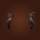 Crafted Malevolent Gladiator's Felweave Handguards Model