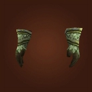Green Dragonscale Gauntlets Model