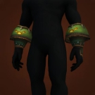 Cataclysmic Gladiator's Wyrmhide Gloves, Cataclysmic Gladiator's Kodohide Gloves, Cataclysmic Gladiator's Dragonhide Gloves Model