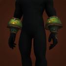 Cataclysmic Gladiator's Wyrmhide Gloves, Cataclysmic Gladiator's Kodohide Gloves, Cataclysmic Gladiator's Dragonhide Gloves Model