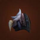 Sunscryer Shoulderpads, Shadowveil Mantle Model
