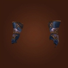 Hateful Gladiator's Silk Handguards Model