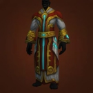 Robes of the Ternion Glory, Raiment of the Ternion Glory Model