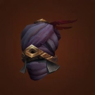 Antagonist's Headwrap, Korjan Mystic's Hood, Hood of Alchemical Vapors, Contender's Silk Cowl, Breezeswept Hood, Barovian Ritual Hood, Whitemane's Embroidered Chapeau, Breezeswept Hood Model