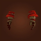 Scalewing Gloves Model